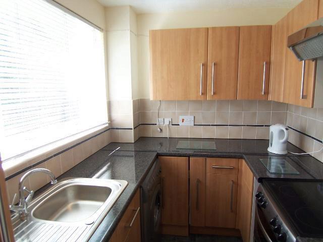 Image of 1 Bedroom Flat to rent at Southampton Hampshire Southampton, SO16 8DZ