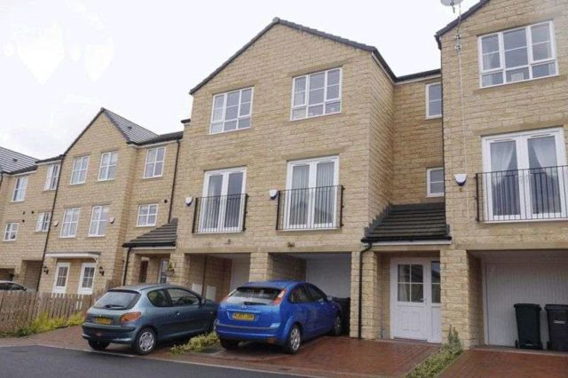 Image of 3 Bedroom Terraced for sale in Keighley, BD21 at Woodhouse Drive, Hainworth Shaw, Keighley, BD21