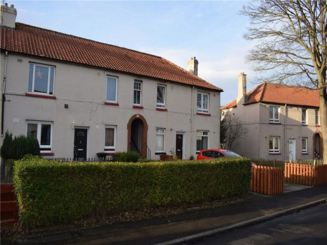 Image of 1 Bedroom Flat to rent at Murrayfield Edinburgh Edinburgh, EH12 5TE