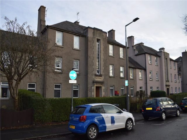 Image of 1 Bedroom Flat to rent at Stenhouse Edinburgh Edinburgh, EH11 3DT