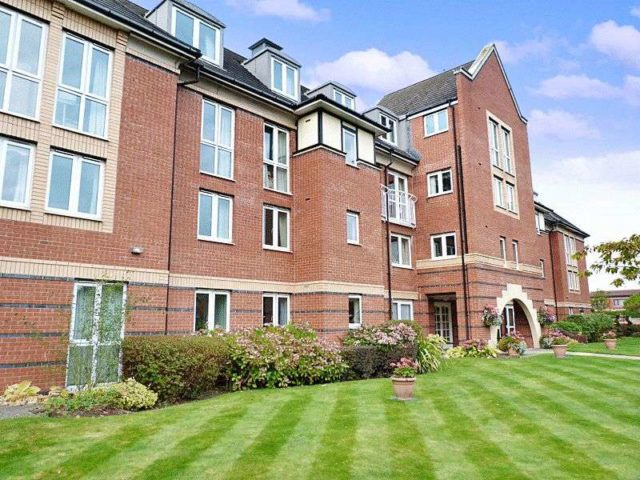 Image of 2 Bedroom Retirement Property for sale at Freshfield Road Formby Liverpool, L37 3PS