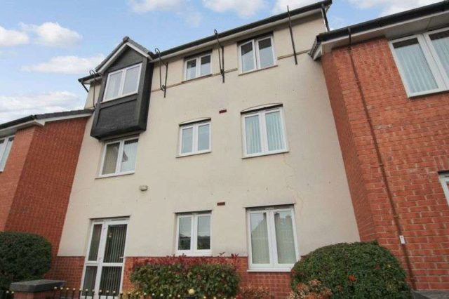 Image of 1 Bedroom Retirement Property for sale at 1 Station Road Marple Stockport, SK6 6GB