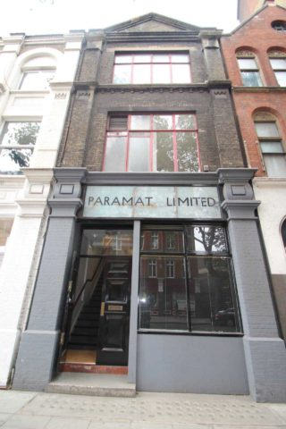 Image of Office to rent at Rosebery Avenue Clerkenwell London, EC1R 4SP