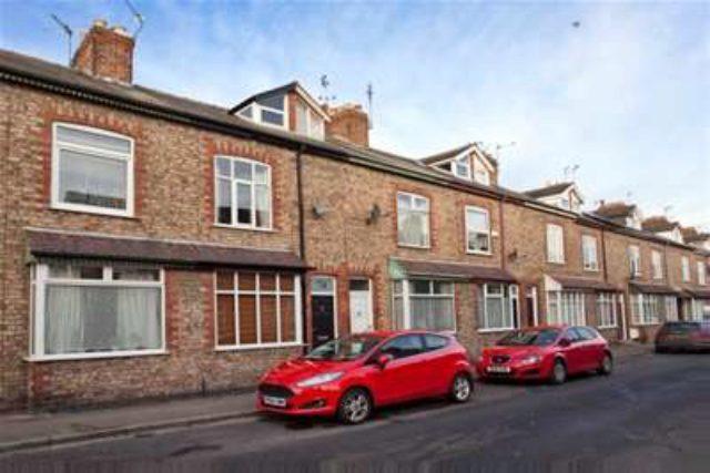 Image of 3 Bedroom Terraced to rent in York, YO23 at Westwood Terrace, York, YO23
