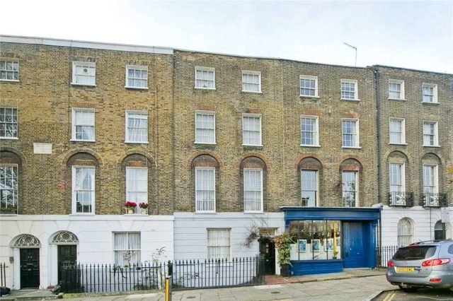 Image of 7 Bedroom Terraced for sale in City of London, EC1R at Amwell Street, London, EC1R