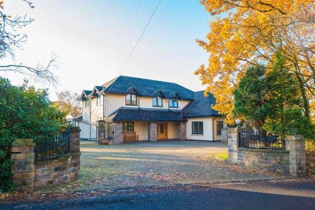 Image of 5 Bedroom Detached for sale at Higher Lane Dalton Wigan, WN8 7RA