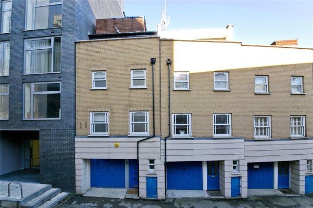 Image of 3 Bedroom Mews for sale in City of London, EC1V at Fredericks Row, London, EC1V
