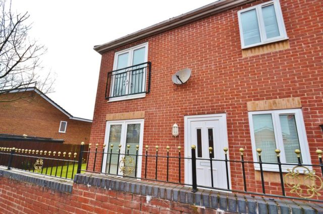 Image of 1 Bedroom Detached for sale at New Street Eccles Manchester, M30 0TR
