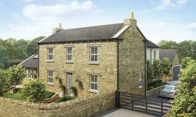 Image of 4 Bedroom Property for sale in Mirfield, WF14 at Liley Lane, Mirfield, WF14