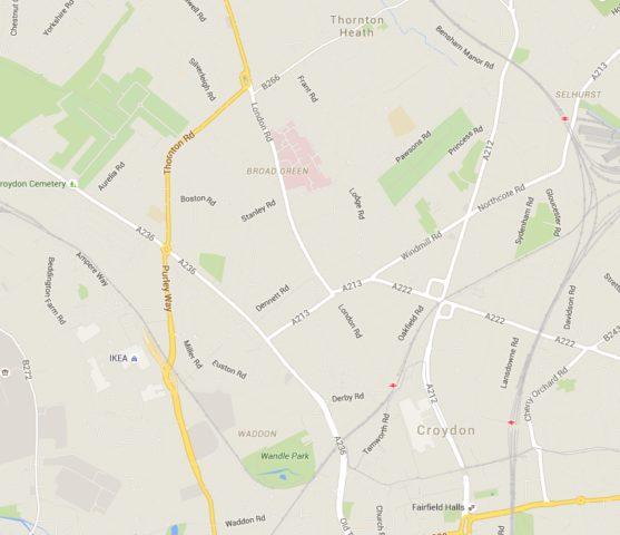Image of Land for sale at Croydon CR7 London, CR7 6AU