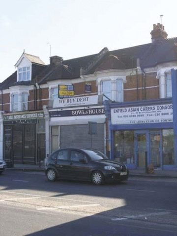 Image of 3 Bedroom Flat for sale in Bowes Park, N13 at Bowes Road, London, N13