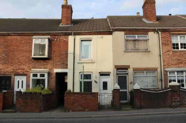 Image of 2 Bedroom Terraced for sale at Heanor Derbyshire Heanor, DE75 7FG