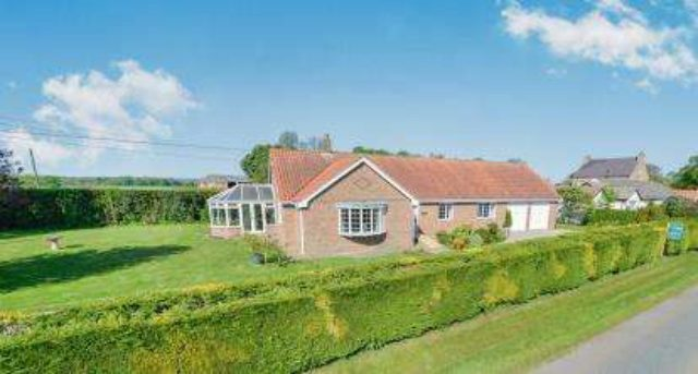 Image of 3 Bedroom Bungalow for sale in Bedale, DL8 at Sutton Howgrave, Sutton Howgrave, Bedale, DL8