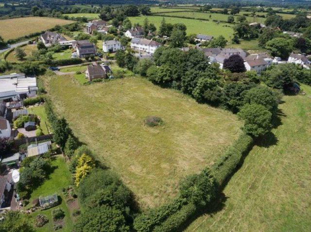 Image of Land for sale in Okehampton, EX20 at Exbourne, Exbourne, Okehampton, EX20