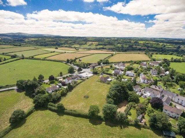 Image of Land for sale in Okehampton, EX20 at Exbourne, Exbourne, Okehampton, EX20