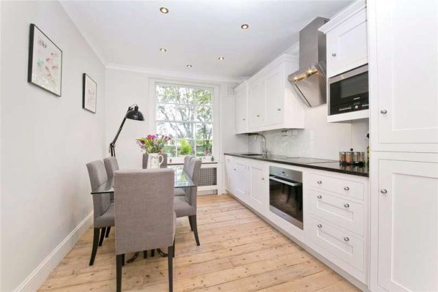 Image of 2 Bedroom Flat for sale in City of London, EC1R at Myddelton Square, London, EC1R