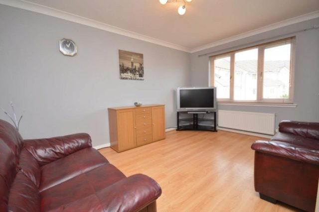 Image of 2 Bedroom Flat to rent in Inverness, IV2 at Wester Inshes Court, Inverness, IV2