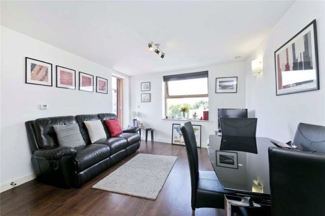 Image of 2 Bedroom Flat for sale in City of London, EC1R at Lloyds Row, London, EC1R