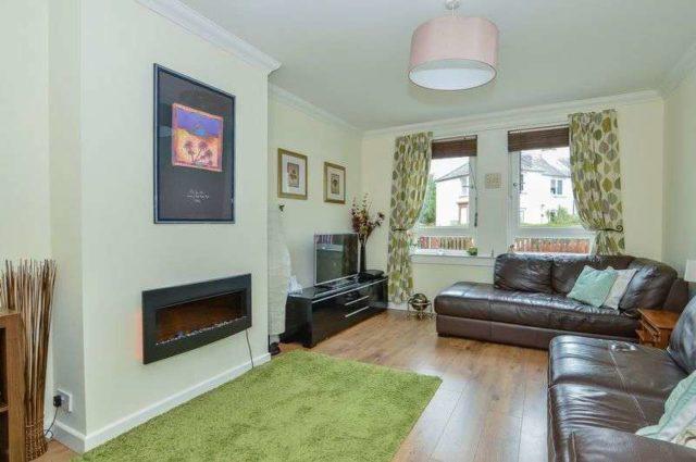 Image of 2 Bedroom Flat for sale at Stenhouse Terrace Stenhouse Edinburgh, EH11 3JB