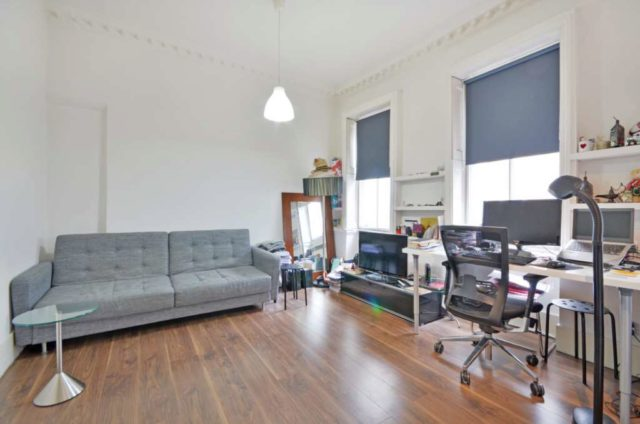Image of 1 Bedroom Flat to rent at Goodge Street Fitzrovia London, W1T 2PU