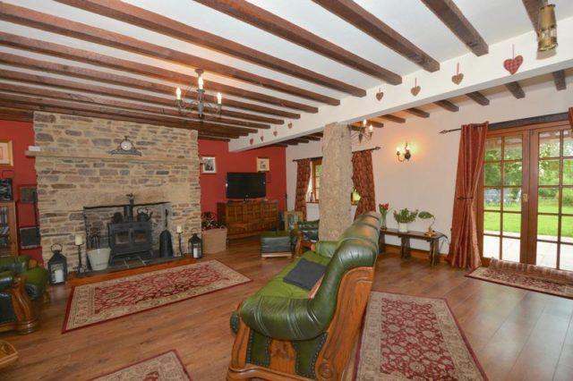 Image of 3 Bedroom Property for sale in Okehampton, EX20 at Lewdown, Okehampton, EX20