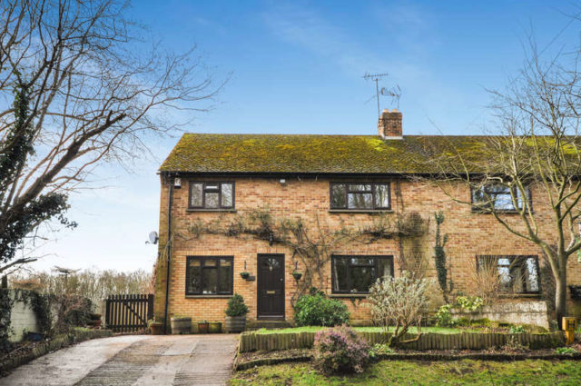 Image of 3 Bedroom Semi-Detached for sale in Oxford, OX44 at Little Haseley, Oxford, OX44
