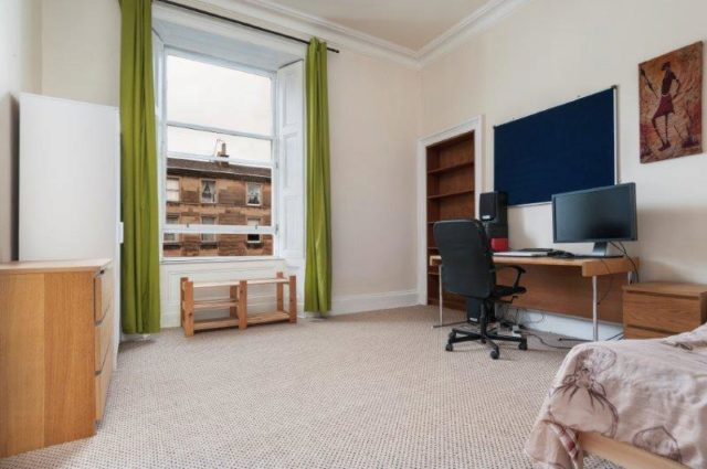 Image of 5 Bedroom Flat to rent in Edinburgh, EH3 at Lothian Road, Edinburgh, EH3