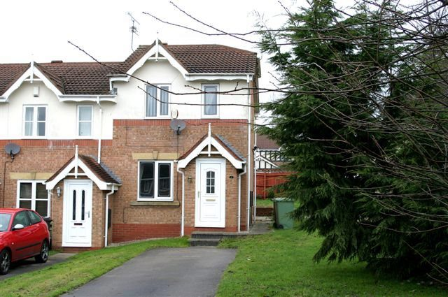 Image of 2 Bedroom Town House to rent at Clay Cross Derbyshire Clay Cross, S45 9RH