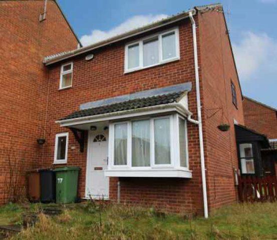 Image of 1 Bedroom Property for sale in Wellingborough, NN8 at Senwick Drive, Wellingborough, NN8