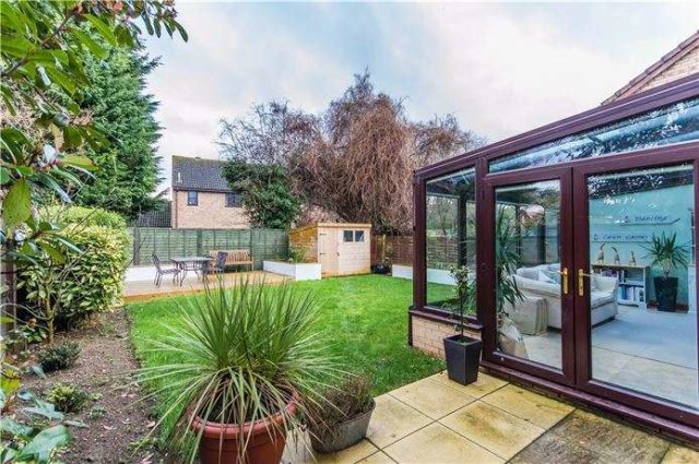 Image of 4 Bedroom Detached for sale in Cambridge, CB24 at The Sycamores, Milton, Cambridge, CB24