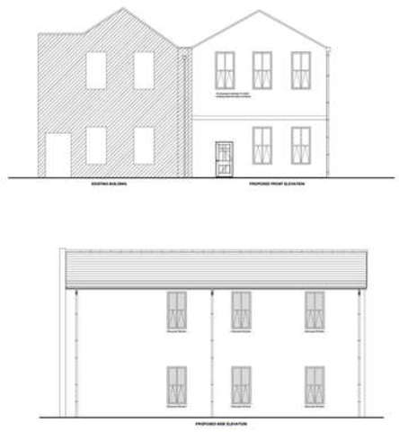 Image of Land for sale in Plymouth, PL4 at Armada Street, Plymouth, PL4