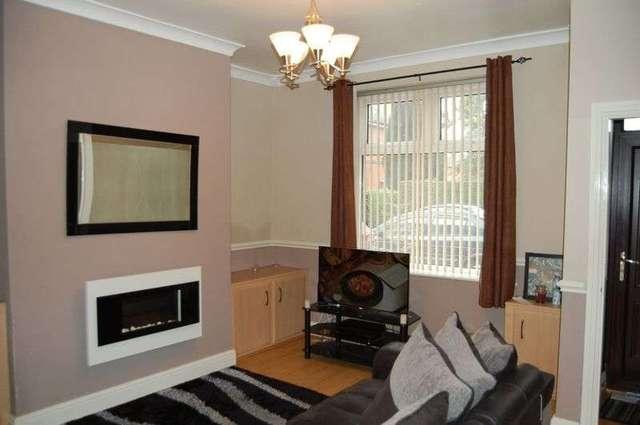 Image of 2 Bedroom Terraced for sale at Grosvenor Street Little Lever Bolton, BL3 1QZ