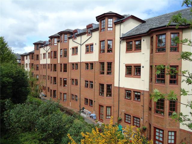Orchard Brae Avenue Edinburgh 2 bedroom Flat to rent EH4