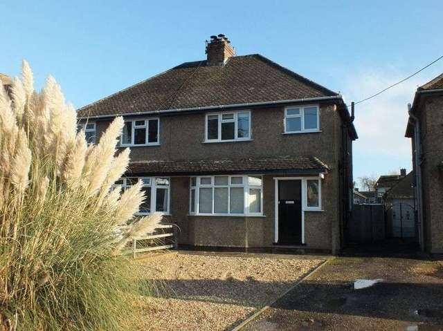 Yarnton Road Kidlington 3 Bedroom Semi Detached To Rent Ox5