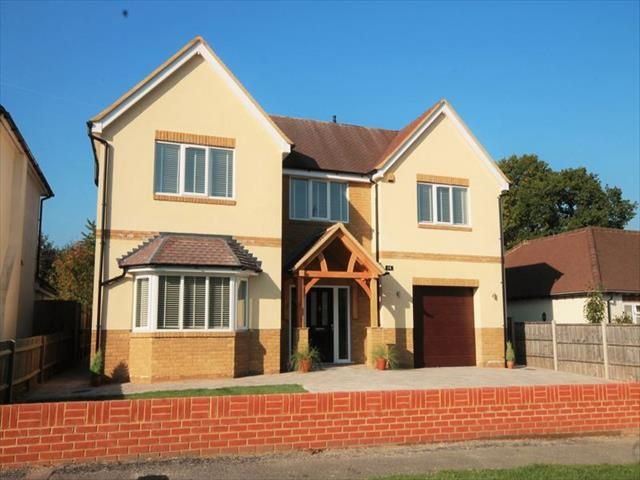 Woodlands Way Ashtead 4 Bedroom Detached To Rent Kt21