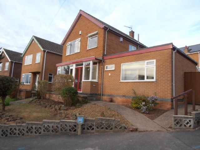 Image of 4 Bedroom Detached  To Rent at Homefield Avenue Arnold Nottingham, NG5 8FZ