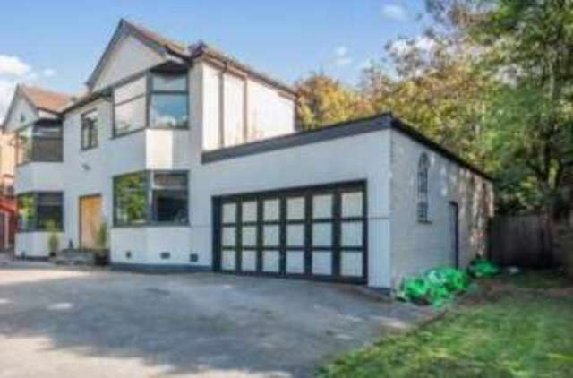 Image of 5 Bedroom Detached  For Sale at Salford Greater Manchester Broughton, M7 4LH