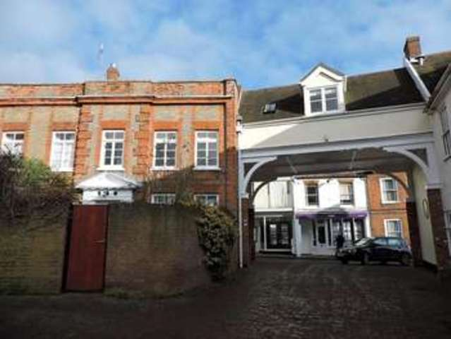 Image of 2 Bedroom Town House  To Rent at Woodbridge, IP12 1DR