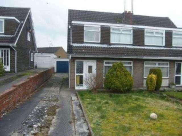 Image of 3 Bedroom Semi-Detached  To Rent at Killycomain Drive Portadown Craigavon, BT63 5JS