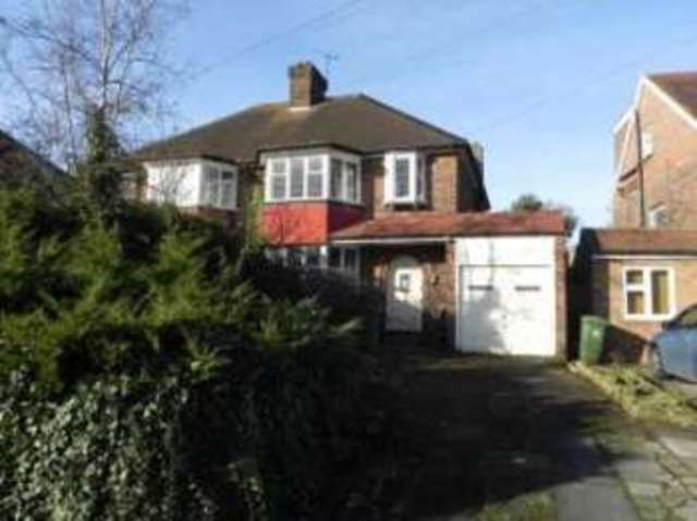 Image of 3 Bedroom Semi-Detached  For Sale at London  Colindale, NW9 8YB