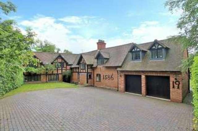 6 Bedroom Farm House For Sale On Twatling Road Birmingham B45 8hx