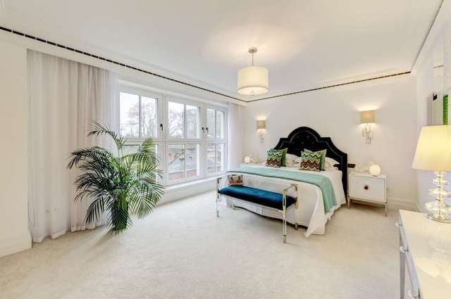 Palace Green 3 Bedroom Flat For Sale W8