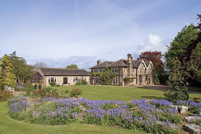 Image of 6 Bedroom Detached  For Sale at Otley West Yorkshire Otley, LS21 3DW