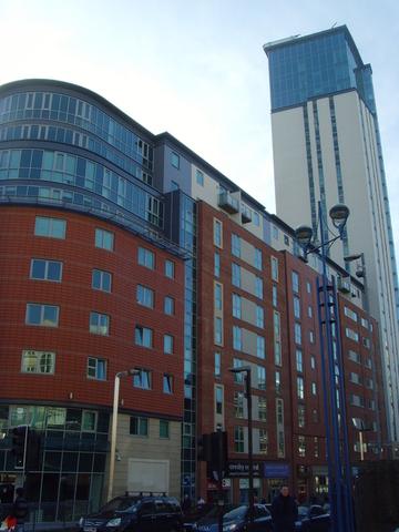 Navigation Street Birmingham 2 bedroom Flat to rent B5