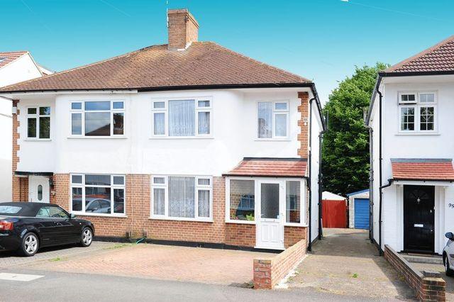 Image of 3 Bedroom Semi-Detached for sale in Ruislip, HA4 at Long Drive, Ruislip, HA4