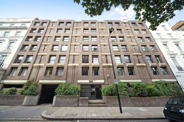 Queensborough terrace city of westminster 1 bedroom flat for Queensborough terrace