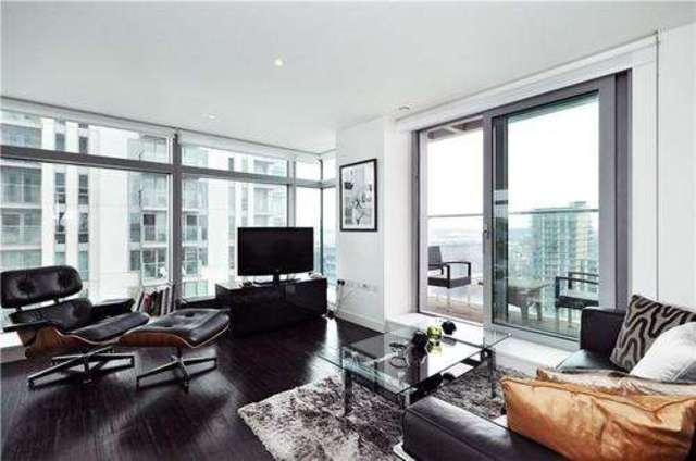pan peninsula square blackwall 2 bedroom flat to rent e14