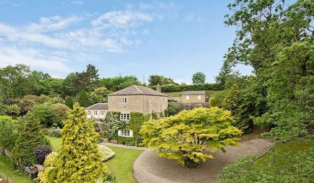 Image of 4 Bedroom Property for sale in Bedale, DL8 at Little Crakehall, Little Crakehall, Bedale, DL8
