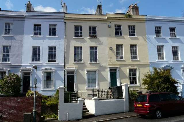 Lansdowne terrace exeter 2 bedroom flat for sale ex2 for Terrace exeter
