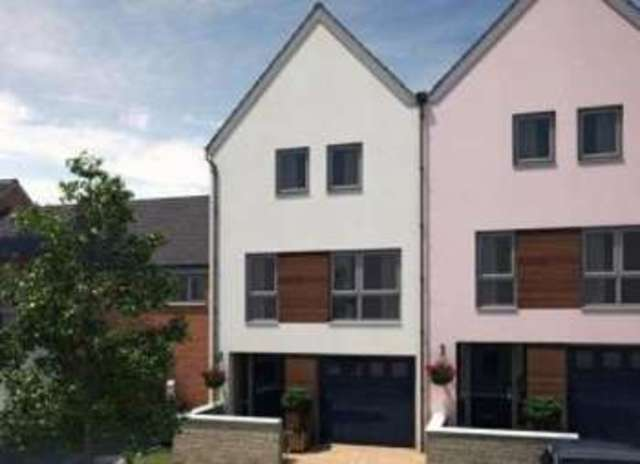 Image of 4 Bedroom End of Terrace for sale in Plymouth, PL1 at Chapel Street, Devonport, Plymouth, PL1
